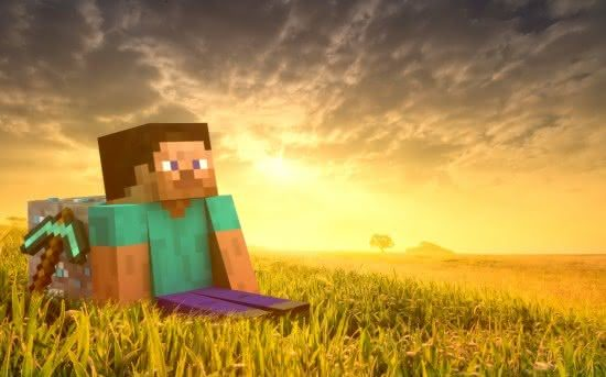 Minecraft hd backgrounds 3
